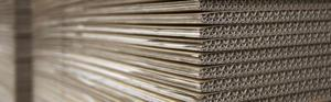 Double Wall Corrugated Sheets