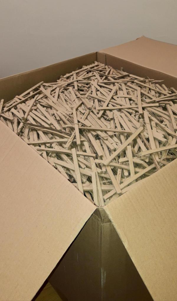 Cardboard Chips